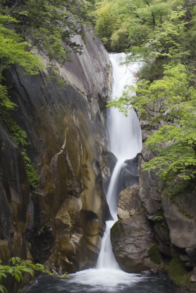 昇仙峡ー仙娥滝